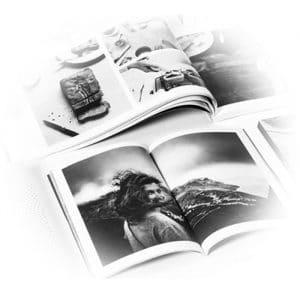 Revistas, Libros, Catálogos