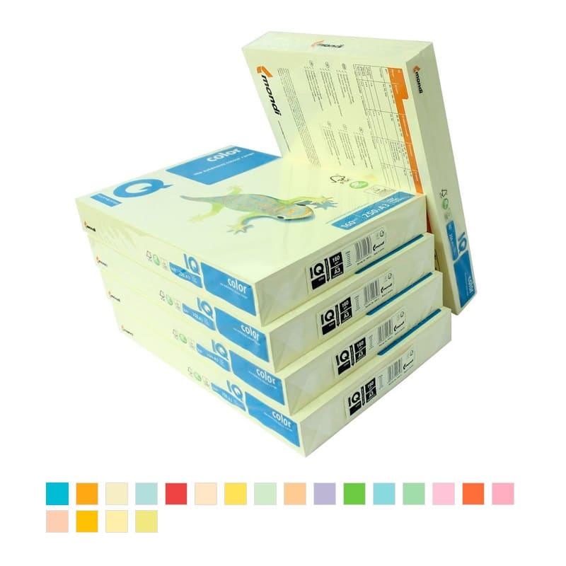 papel iq a3 color