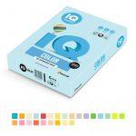 papel iq a4 color